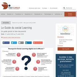 Le Guide du social Learning - Thot Cursus