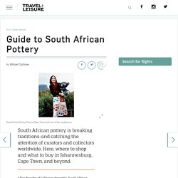 Guide to South African Pottery