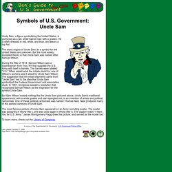 Ben's Guide (3-5): Symbols of Government