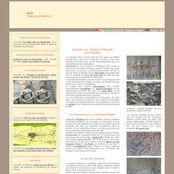 Guide des temples d'Angkor : Histoire des temples d'Angkor