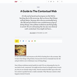 A Guide to The Contextual Web