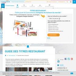 Guide des titres restaurant