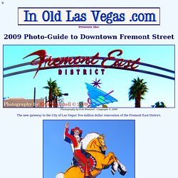 GUIDE TO EAST FREMONT & EL CORTEZ