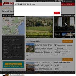 Le guide touristique Petit Futé AUDE - PAYS CATHARE