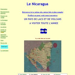 guide voyage Nicaragua