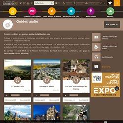 Guides audio - Auvergne Vacances