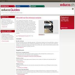 guides.educa.ch |Sécurité sur les réseaux sociaux
