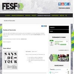 Guides et fascicules – FESFO