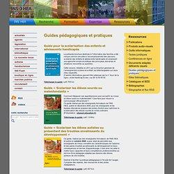 Guides pédagogiques et pratiques