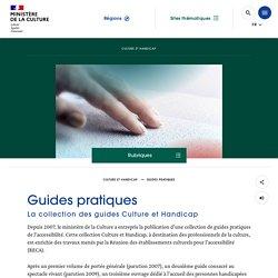 Mélodie - Guides pratiques Culture et accessibilité