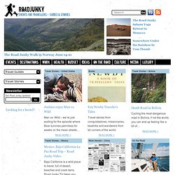 Road Junky World Travel Guides Online