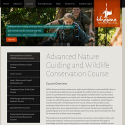 Nature Guiding and Wildlife Conservation Course