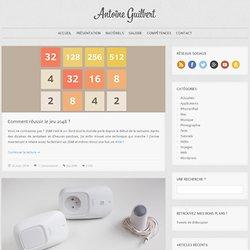 Blog - Antoine Guilbert
