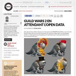 Guild Wars 2 en attendant l'Open Data