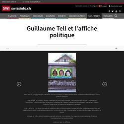 Guillaume Tell et l'affiche politique