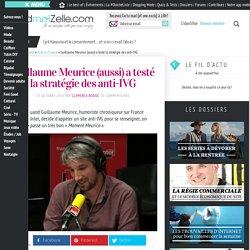 Guillaume Meurice s'attaque aux anti-IVG sur France Inter