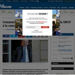 Comment Guillaume Pepy veut préparer la SNCF à la concurrence