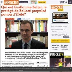 Qui est Guillaume Zeller, le protégé de Bolloré propulsé patron d'iTélé?