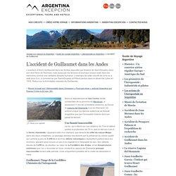 L'accident de Guillaumet dans les Andes - Aéropostale en Argentine