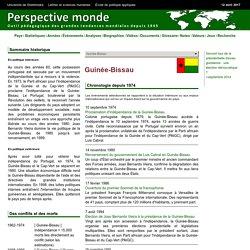 Guinée-Bissau histoire