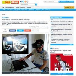 Guipavas. Votre future cuisine en réalité virtuelle