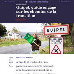 Guipel, guide engagé sur les chemins de la transition