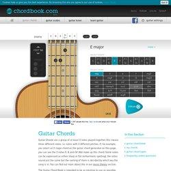 Guitar Chords @ Chordbook.Com