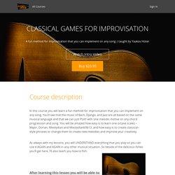 Gypsy Jazz Guitar Courses