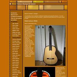 Manuel Contreras (guitares bizarres)