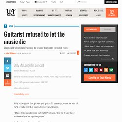 Guitarist refused to let the music die - SignOnSanDiego.com