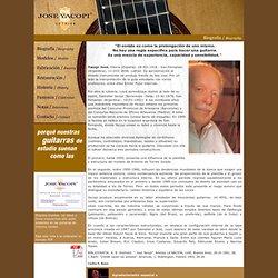 Guitarras Clásicas de Concierto, José Yacopi, Guitarras Criollas, Guitarras Españolas