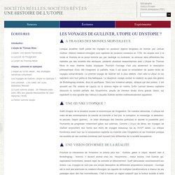 """Université de Poitiers - Exposition """"Sociétés réelles, sociétés rêvées : une histoire de l'utopie"""""""