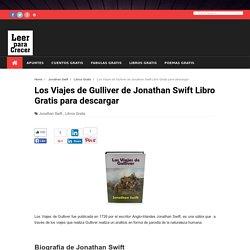 Los Viajes de Gulliver de Jonathan Swift Libro Gratis para descargar - Leer para crecer
