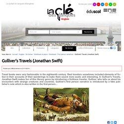 Gulliver's Travels (Jonathan Swift) — Anglais