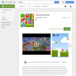 GumDropHop - Aplicaciones de Android en Google Play