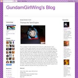 GundamGirlWing's Blog: Thomas the Tank Engine