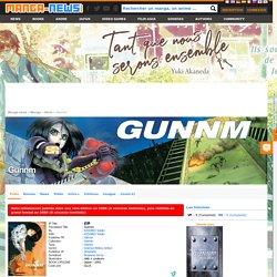 Gunnm - Manga série