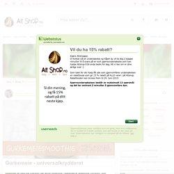 Altshop.no Blogg - Gurkemeie - universalkrydderet