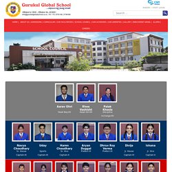 Take an Admission in a Best School Chandigarh Haryana - Gurukul Global School