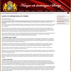 Gustav II Adolf - Kungar och drottningar i Sverige - Start