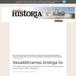 Gustav Vasas fem döttrar