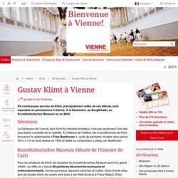 Gustav Klimt à Vienne - VIENNE - MAINTENANT OU JAMAIS