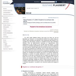 revue - revue n° 9 - article de Sandra Glatigny