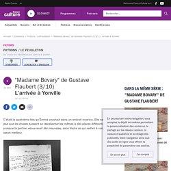 """Madame Bovary"" de Gustave Flaubert (3/10) : L'arrivée à Yonville"
