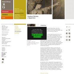 Gustave Moreau L'Apparition
