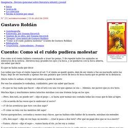Gustavo Roldán - Imaginaria No. 23 - 19 de abril de 2000