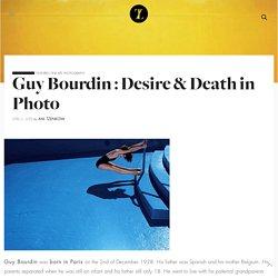 Guy Bourdin : Desire & Death in Photo
