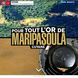 Guyane : pour tout l'or de Maripasoula - RFI