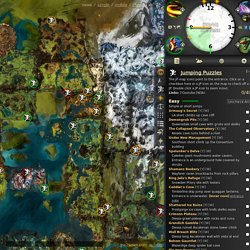 GW2Timer.com - Advanced GW2 Timer and Daily Map Guide