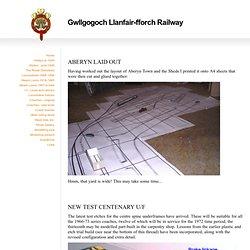 Gwllgogoch Llanfair-fforch Railway